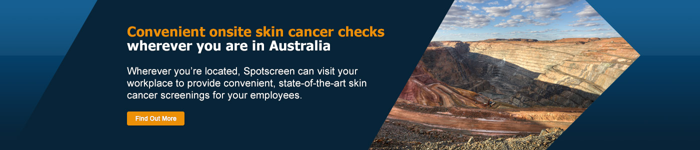 Spotscreen are specialists in providing corporate skin cancer screenings and sun safety education to leading organisations across Australia