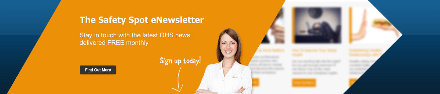 The Safety Spot eNewsletter